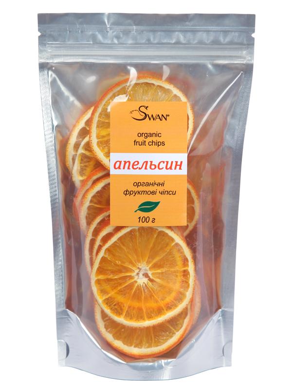 Смачні та хрусткі апельсинові чіпси доступні для замовлення