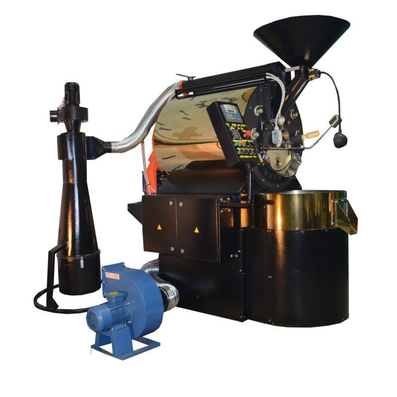 Виготовляємо якісне обладнання для обсмаження кави