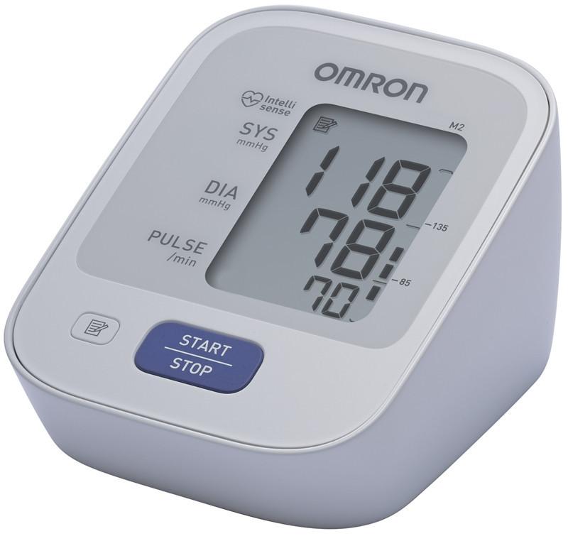 Акційна ціна на автоматичний тонометр Omron M2 Basic