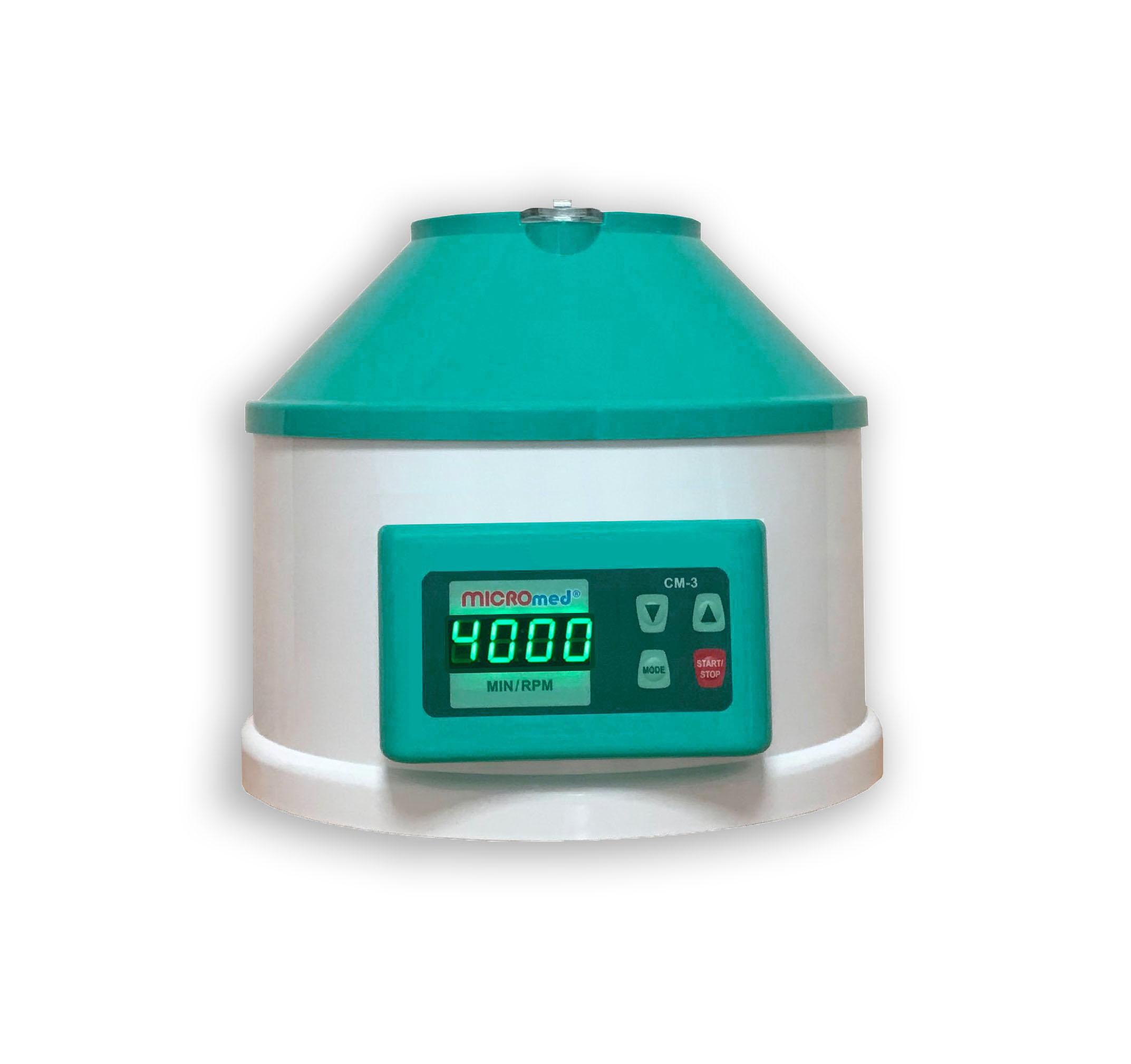 Обирайте центрифугу СМ-3 MICROmed періодичної дії!