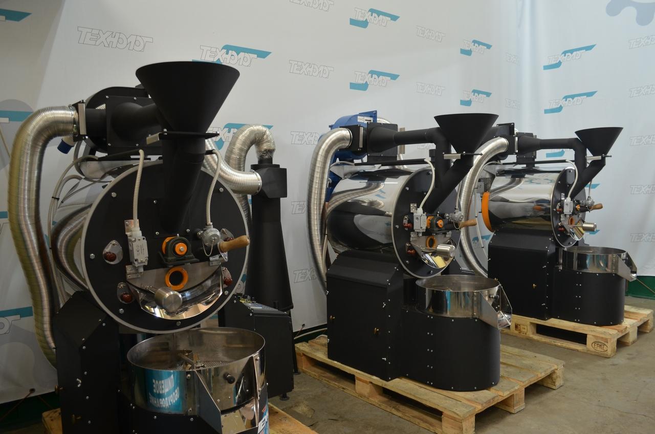 Для замовлення доступна машина для обсмажування кави Україна