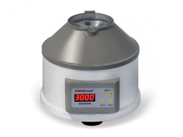 Центрифуга СМ-3 MICROmed доступна для замовлення