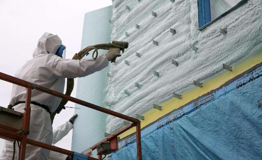 Ваш будинок зберігатиме тепло завдяки  пінополіуретаном