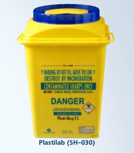 Придбайте контейнер для збору голок зі знижкою