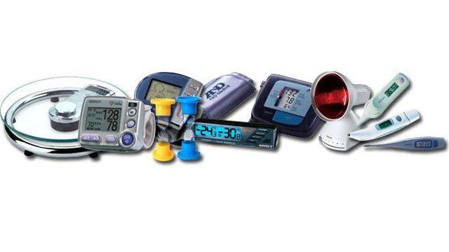 Широкий асортимент медичної техніки представлений у нашому магазині