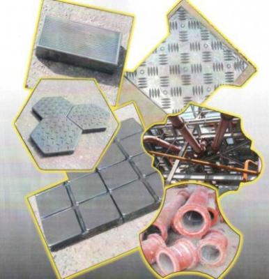 Предлагаем изделия из базальта: трубы-вкладыши, базальтовые желоба