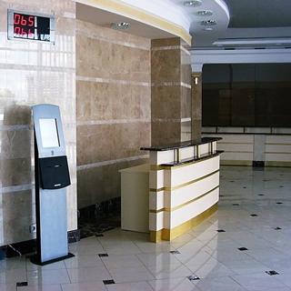 Система управління чергою для ефективного моніторингу та управління потоками клієнтів