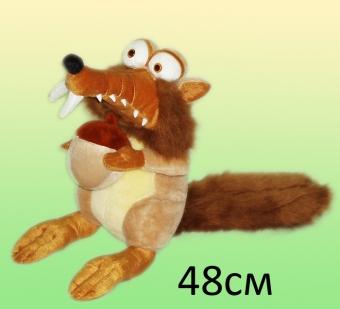 Предлагаем мягкие игрушки - героев любимых мультфильмов (Альф, Лунтик, Белка и др.)