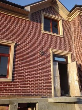 Фасадні термопанелі з клінкерною плиткою, ціна виробника