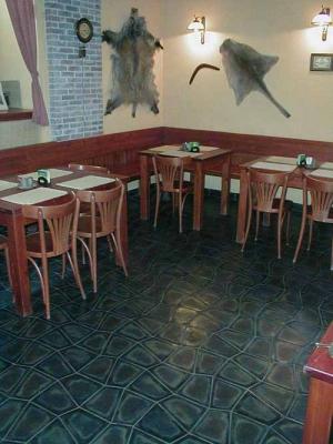 Поставляем базальтовую плитку для интерьеров и других общественных мест