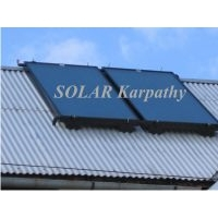 Сонячні колектори - SolarKarpathy