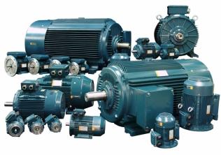 Общепромышленные электродвигатели со склада в широком ассортименте