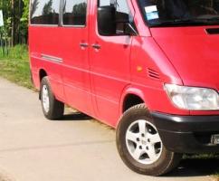 Поставляем шины для микроавтобусов