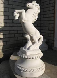 Скульптура на заказ: гипс, бронза, мрамор, гранит, камень