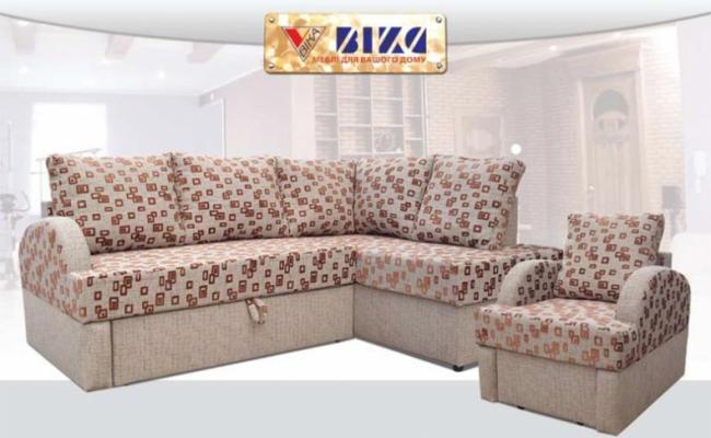 Пропонуємо ексклюзивні кутові дивани у Львові