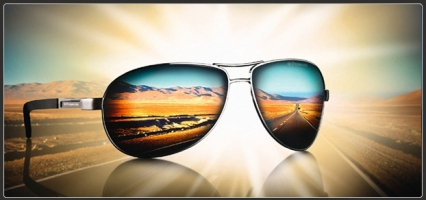 До літа вам просто необхідно купити сонячні окуляри!