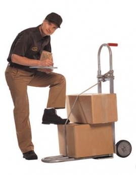 Хранение грузов на складах компании