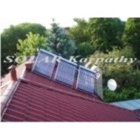 Солнечные коллекторы - выгодное использование чистой энергии