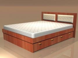 Високоякісні двоспальні ліжка тут