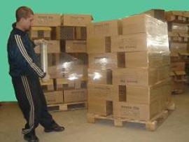 Палетирування вантажів, перевезення по Україні