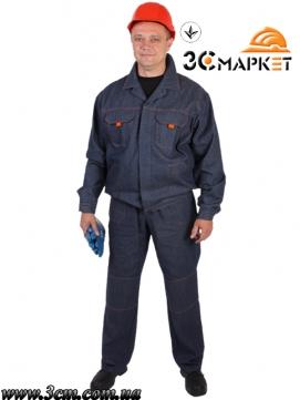Робочий одяг в асортименті від компанії 3С МАРКЕТ
