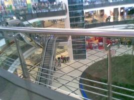 Пропонуємо балконні та сходові огородження