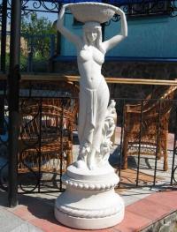 Скульптура з гіпсу і декоративного бетону: продаж, виготовлення на замовлення