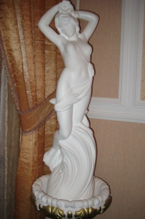 Кабинетная скульптура: продажа, работа на заказ