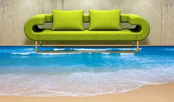 Наливные полы 3D в Кривом Роге