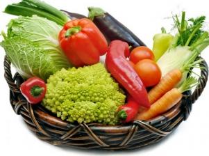 Свіжі овочі оптом: доставка Україна, Київ