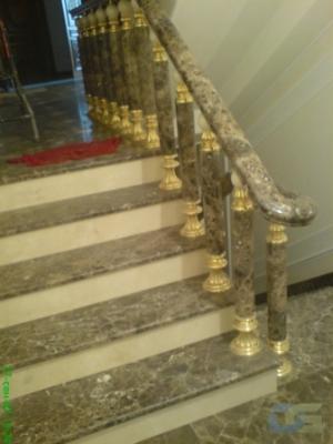 Изготовим и установим лестницы из мрамора и гранита