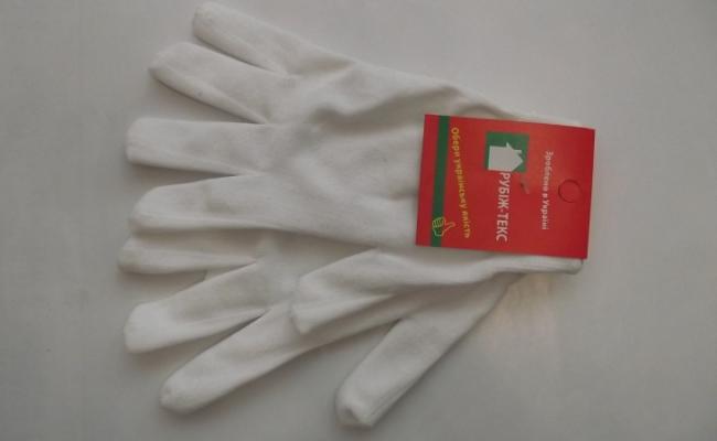 Пропонуємо робочі рукавички в роздріб