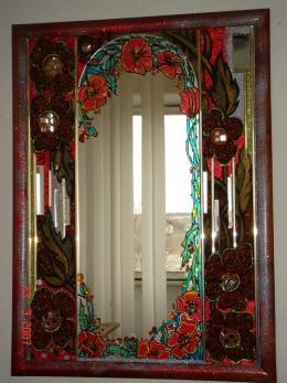 Эксклюзивные зеркала из янтаря: магазин янтаря
