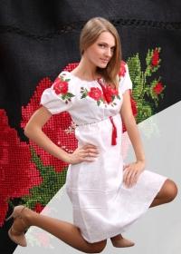 Украинская вышиванка - то, что в моде всегда!