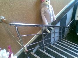 Пропонуємо сходи для будинку металеві