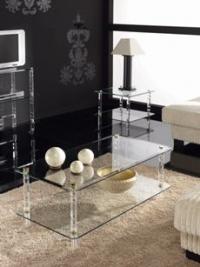 Меблі в стилі хай-тек