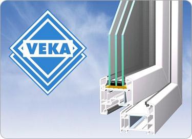 Пропонуємо VEKA вікна