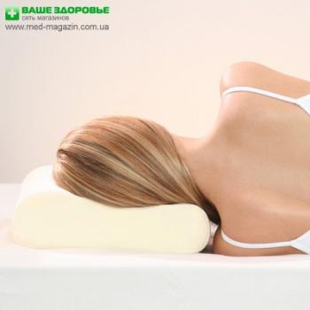 Пропонуємо ортопедичні подушки