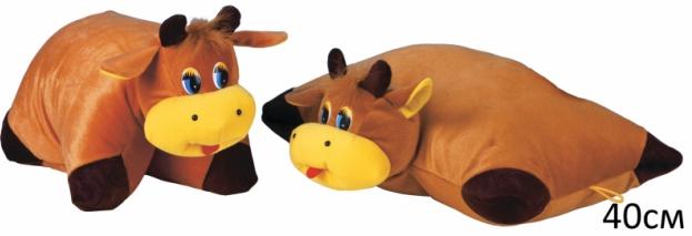 Іграшка-подушка - весела подушка від ТМ