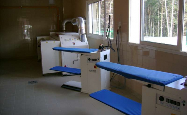 Пропонуємо прасувальне і сушильно-прасувальне обладнання
