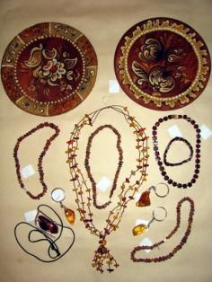 Сувениры из янтаря: широкий ассортимент изделий из янтаря