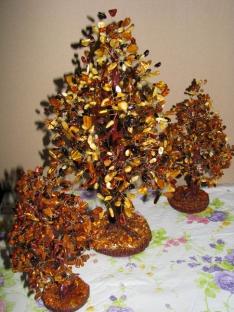 Подарунки з бурштину: роботи кращих майстрів в інтернет магазині