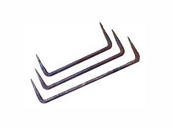 Скоби арматурні (покрівельні), продаж від виробника