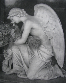 Ритуальная скульптура: продажа, изготовление на заказ