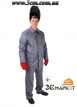 Купити костюм зварювальника пропонує компанія 3С МАРКЕТ