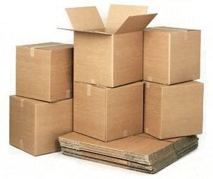 Упаковка груза на складах компании