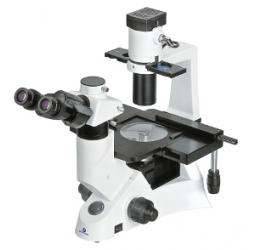 Лабораторный, инвертный микроскоп, купить в Украине