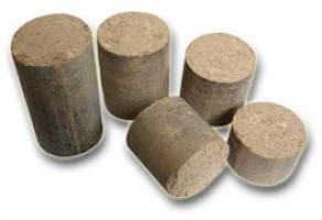 Брикетирования биомассы с оборудованием производства ООО «Брикетирующие технологии»