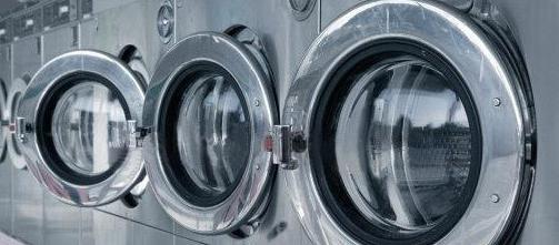 Продам промислове обладнання для пралень і хімчистки
