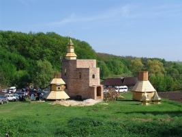 Церковные купола изготовление, напыление нитридом титана